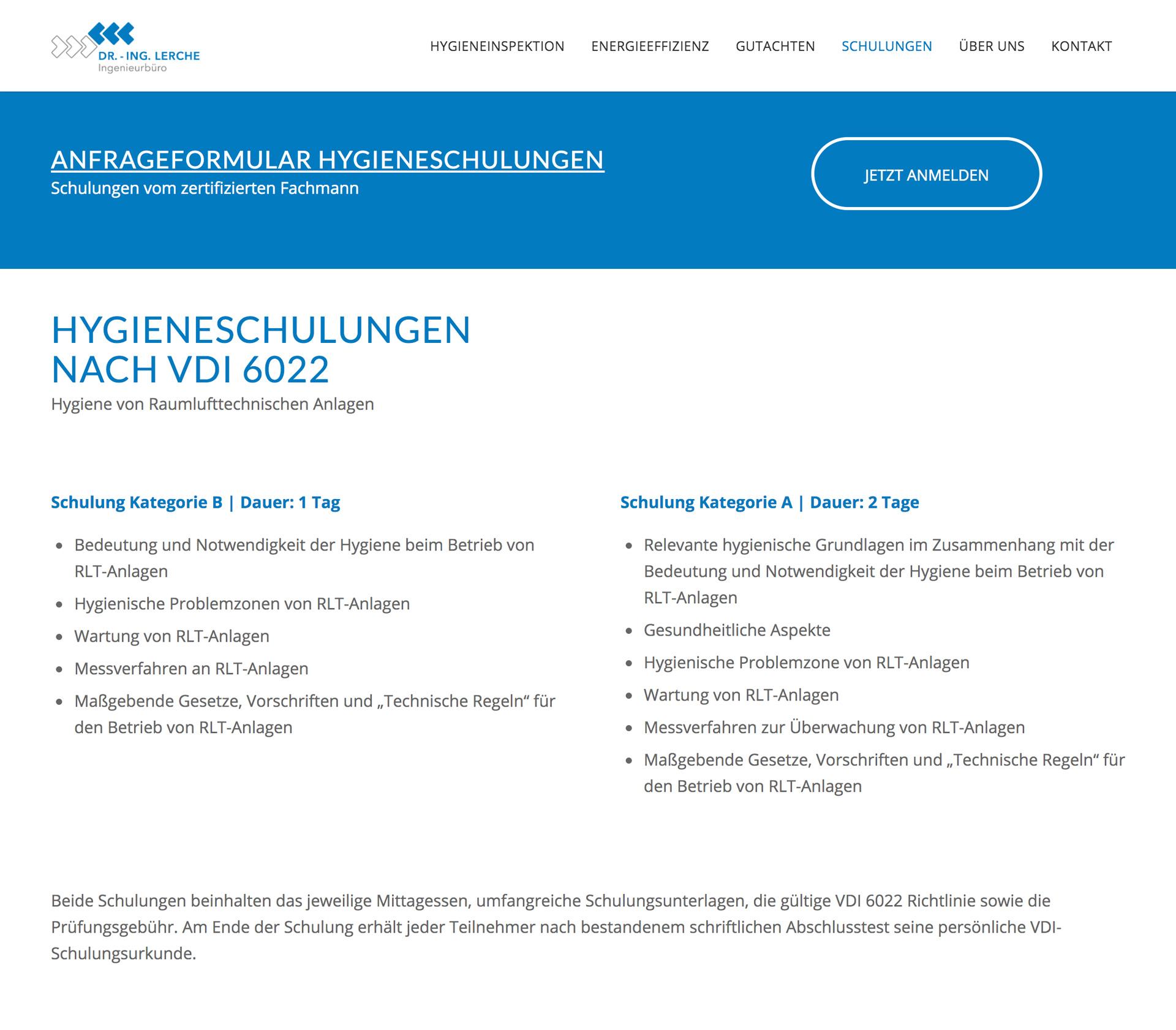 Max Scholl | Doktor Lerche Corporate-Identity